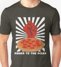 Propaganda Pizza Unisex T-Shirt