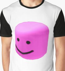 Pink oof Graphic T-Shirt