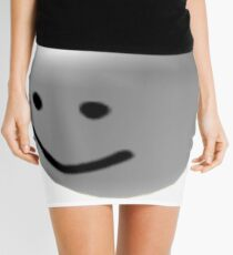 grey oof Mini Skirt