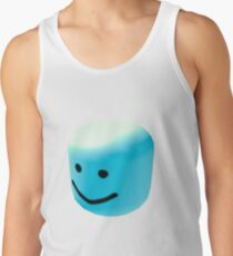 blue oof Tank Top