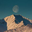 Lunar Terrain by Marty Samis