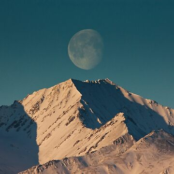 Lunar Terrain by Martsam