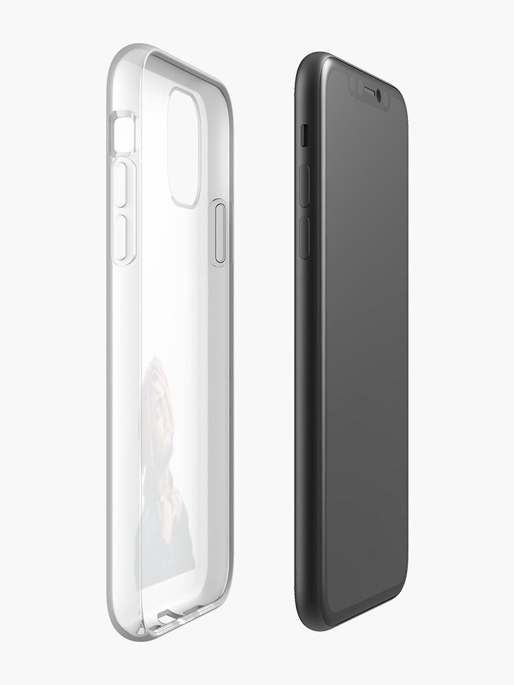 Coque iPhone «Pompe», par lieslhartz