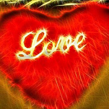 Love by SedgieArt