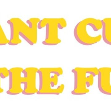 a giant cup of shut the fuck up by aniekandya