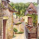 Beynac-et-Cazenac, Nouvelle Aquitaine, France by Dai Wynn