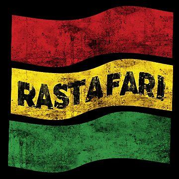 rastafari von Periartwork