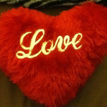 Furry heart by SedgieArt