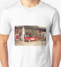 Route 66 Corvette T-Shirt