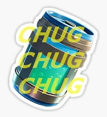 Fortnite Chugjug Sticker