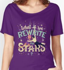 Rewrite the stars Women's Relaxed Fit T-Shirt