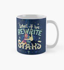 Schreibe die Sterne neu Tasse (Standard)