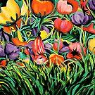Anenomies by marlene veronique holdsworth