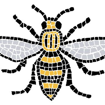 Manchester Bee by paulwaters
