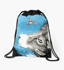 BRITISH COLOMBIA BEAUTY Drawstring Bag