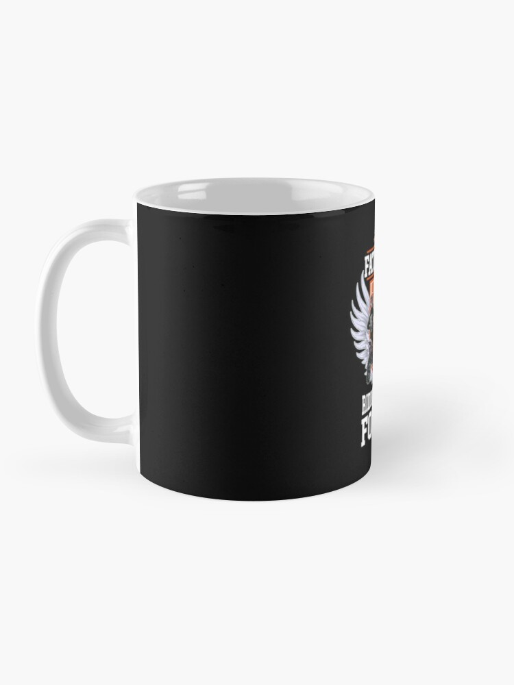 Alternate view of Riding Partners For Life Mug