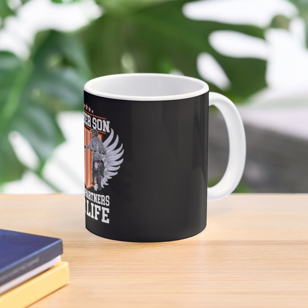 Riding Partners For Life Mug
