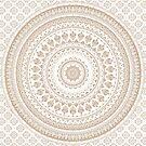 «Mandala Tierra - Brillante» de Echolite