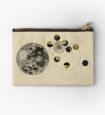 Phases of the Moon Studio Pouch