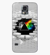 Funda/vinilo para Samsung Galaxy El lado oscuro de la pared