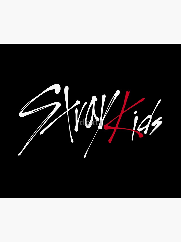 Stray Kids logo by dexta