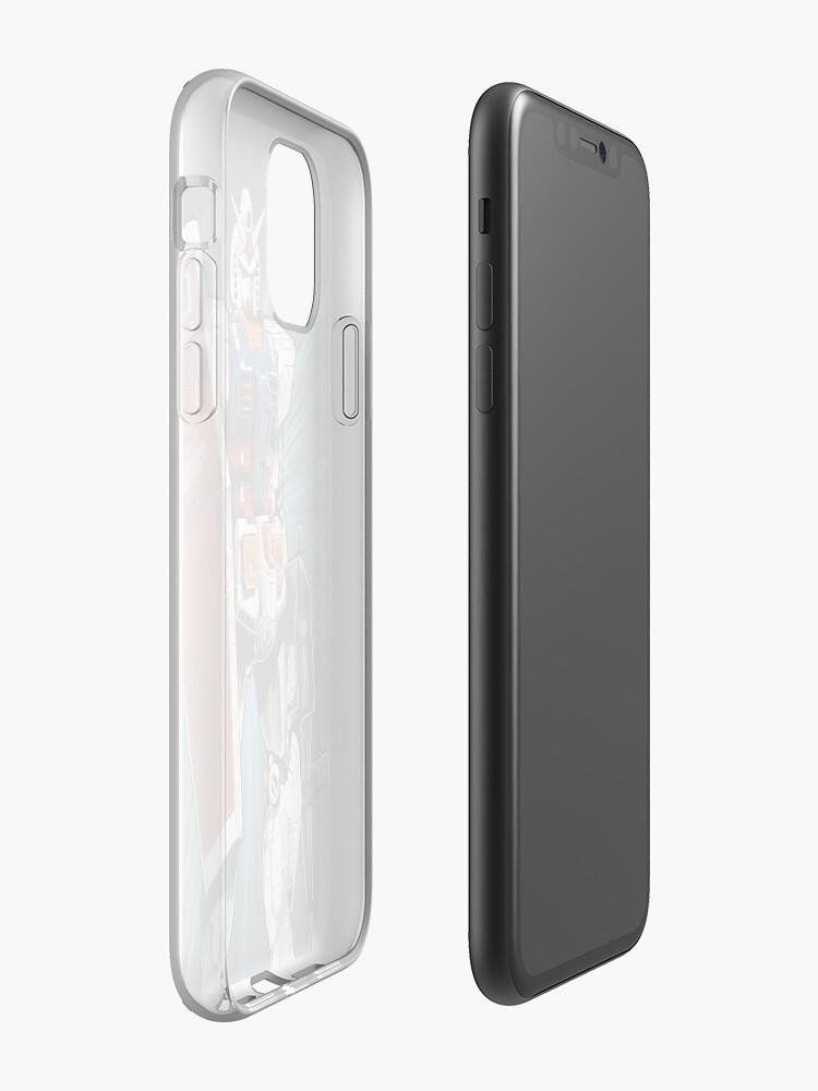 Alternate view of Gundam iPhone Case & Cover