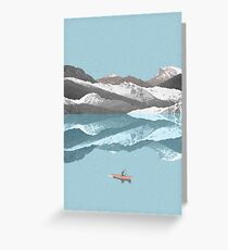 No River Wide Enough Greeting Card