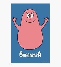 Barbapapa Photographic Print