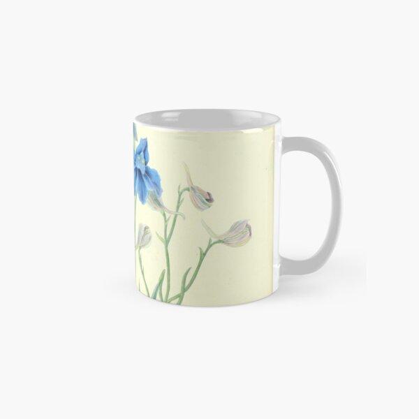Roscoe, Margaret (1786-1840) - Floral Illustrations of the Seasons 1831 - Delphinium Grandiflorum Classic Mug