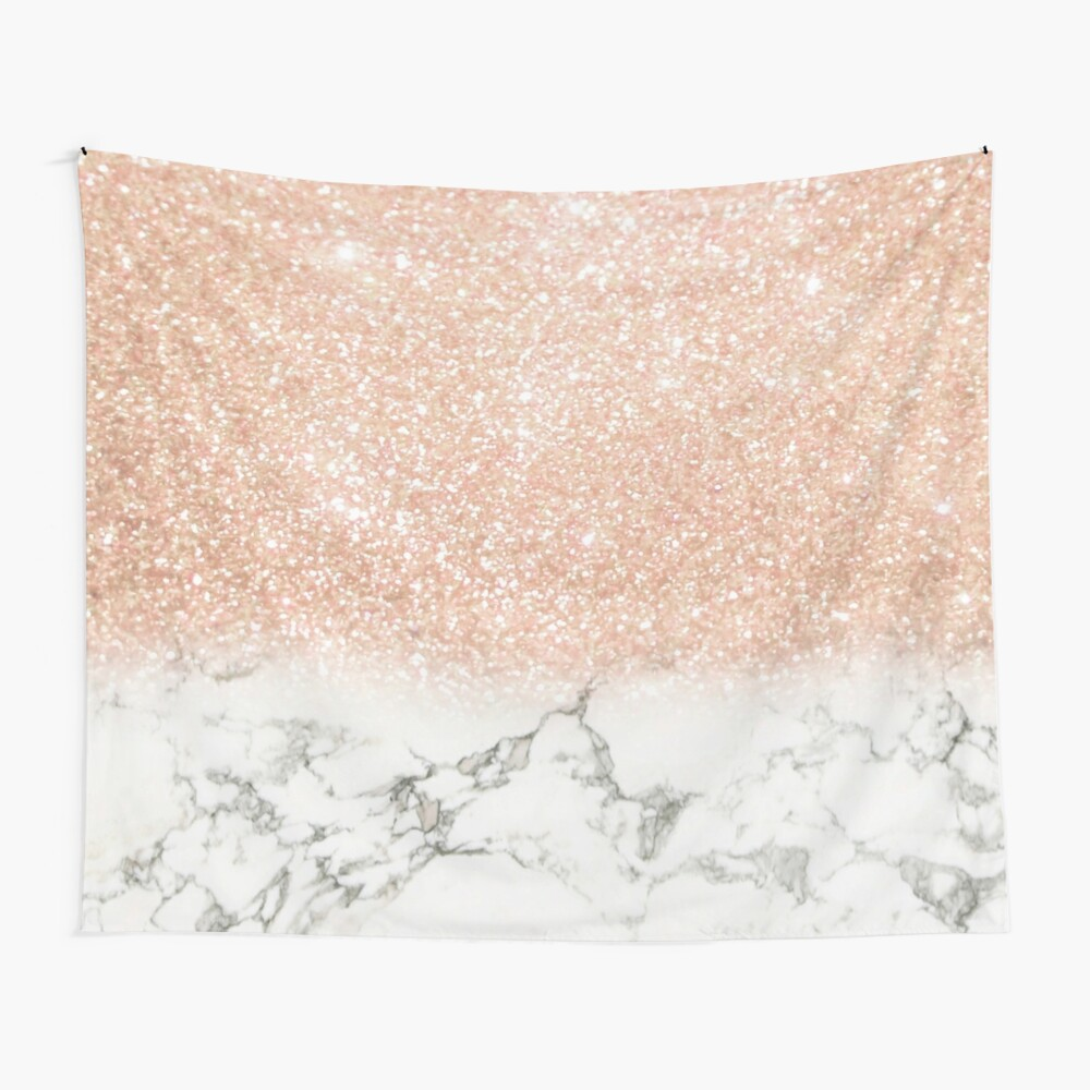 Marble & Stardust Ombre Wall Tapestry