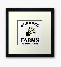 Schrute Farms Bed And Breakfast 2 Framed Print