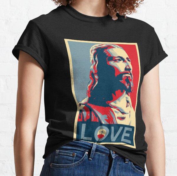 Jesus Christ Love Classic T-Shirt