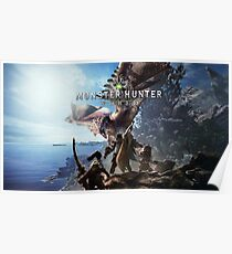 Monster Hunter World Poster