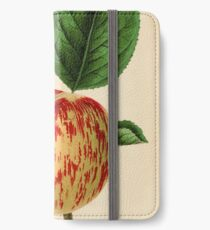 Canadian Horticulturalist 1888-96 - Haas Apple iPhone Wallet/Case/Skin