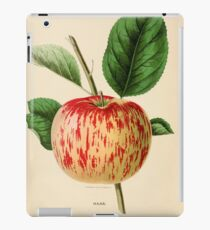 Canadian Horticulturalist 1888-96 - Haas Apple iPad Case/Skin