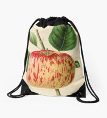 Canadian Horticulturalist 1888-96 - Haas Apple Drawstring Bag