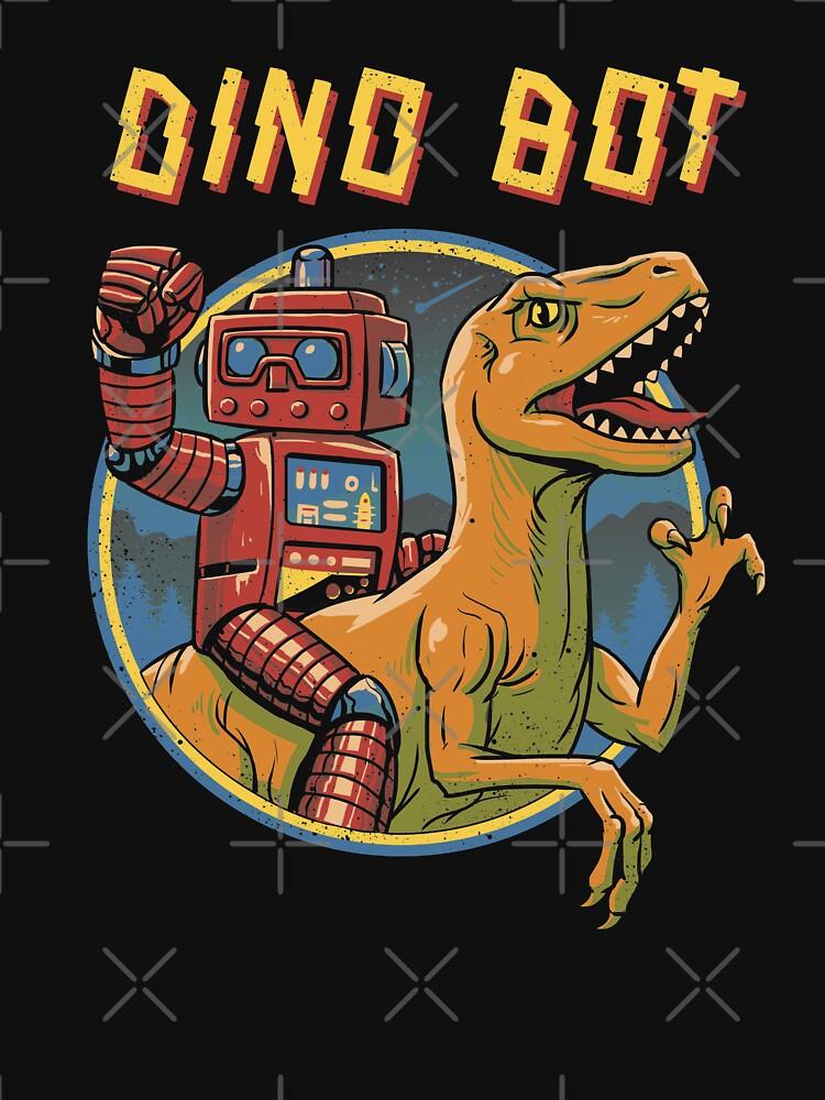 Dino Bot by vincenttrinidad