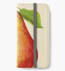 Canadian Horticulturalist 1888-96 - Pear iPhone Wallet/Case/Skin