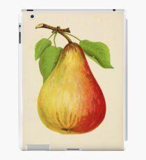 Canadian Horticulturalist 1888-96 - Pear iPad Case/Skin