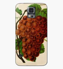 Canadian Horticulturalist 1888-96 - Vergennes Grapes Case/Skin for Samsung Galaxy