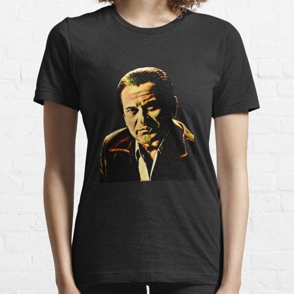 Joe Pesci mafia gangster movie Casino painting toothpick Essential T-Shirt