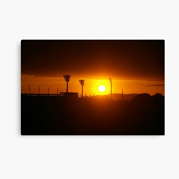 Goodness Gracious, Great Balls Of Fire Canvas Print