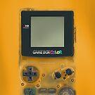 «Clásicos videojuegos amarillos transparentes» de Galih Sanjaya Kusuma wiwaha