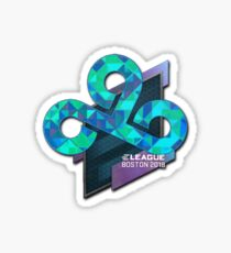 Cloud 9 (Holo) / Boston Major 2018 Sticker