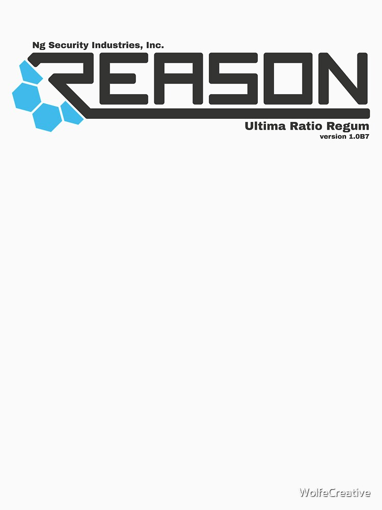 REASON Logo by WolfeCreative