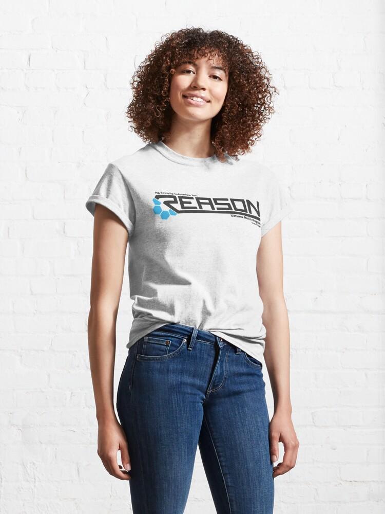 Alternate view of REASON Logo Classic T-Shirt