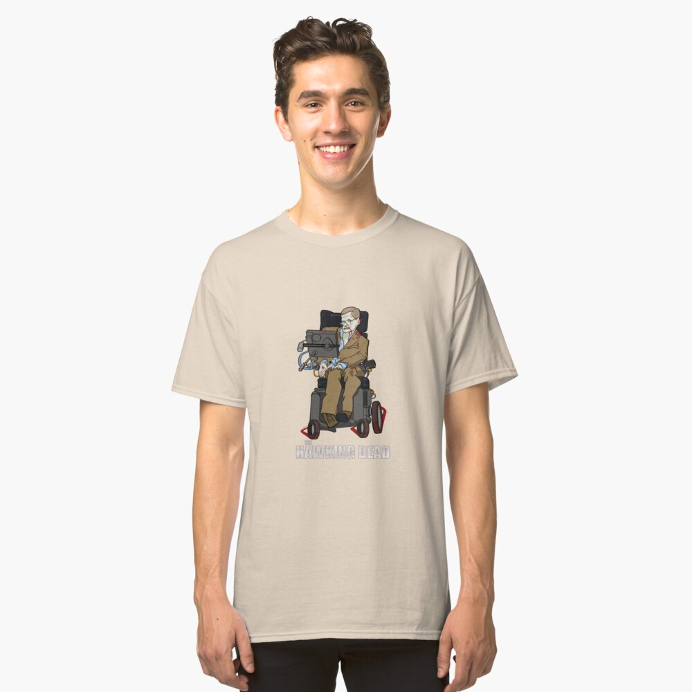 The Hawking Dead Classic T-Shirt Front