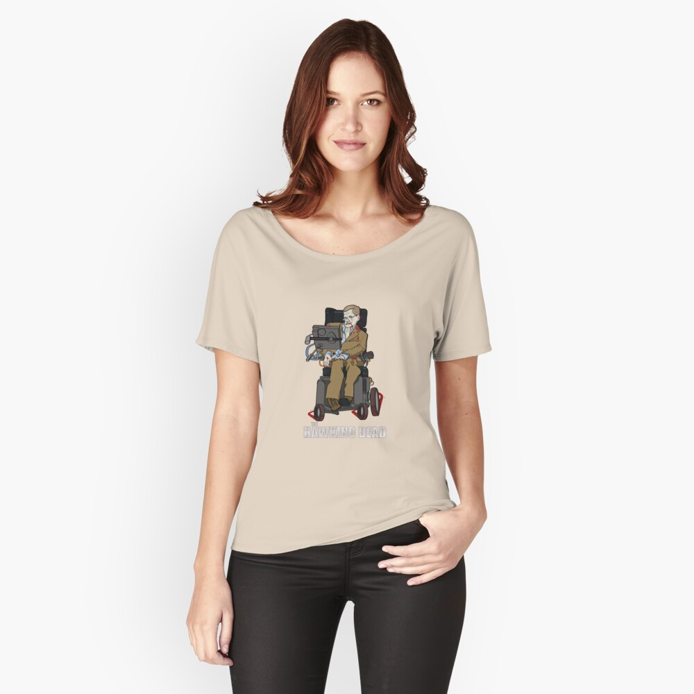 The Hawking Dead Women's Relaxed Fit T-Shirt Front