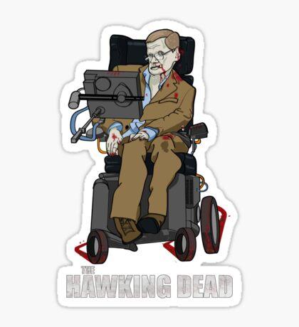 The Hawking Dead Sticker