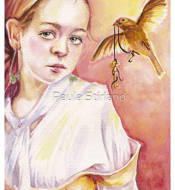 Whispers by Paula Stirland